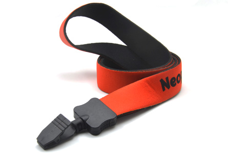 Neoprene Lanyards