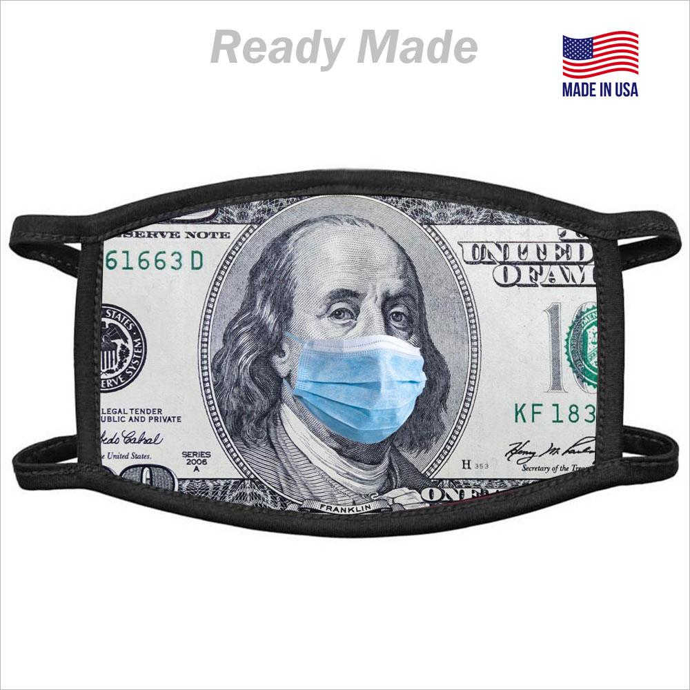Dollar Mask