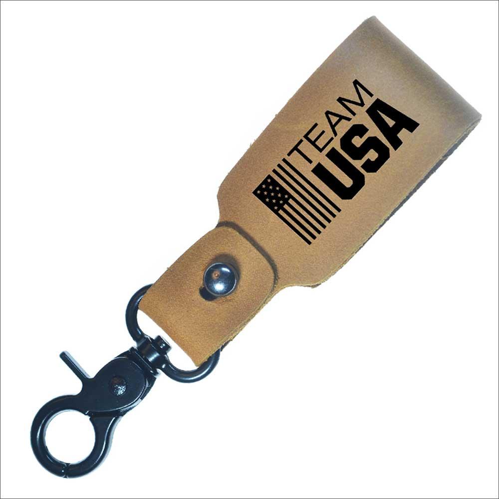 Belt Lock KeyChain